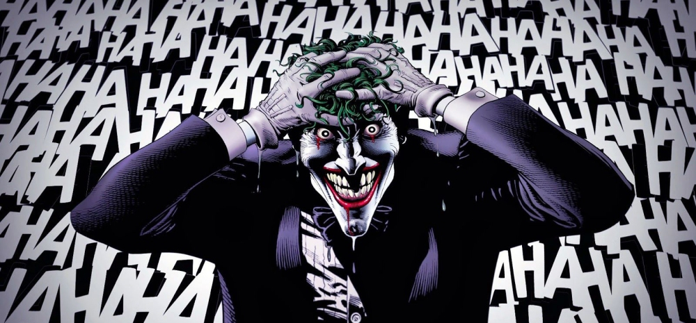 coringa killin joke